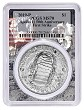 2019 P Apollo 11 50th Anniversary Uncirculated Silver Dollar PCGS MS70 First Strike - Apollo Frame