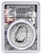 2019 P Apollo 11 50th Anniversary Proof Silver Dollar PCGS PR70 DCAM First Strike - Apollo Frame
