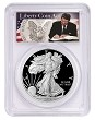 2019 W 1oz Silver Eagle Proof PCGS PR70 DCAM - Liberty Coin Act Label - PRESALE