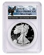 2019 W 1oz Silver Eagle Proof PCGS PR69 DCAM - Eagle Label - PRESALE