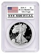 2019 S 1oz Silver Eagle Proof PCGS PR69 DCAM - Made In USA Label
