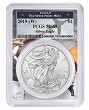 2019 (w) Struck At West Point Silver Eagle PCGS MS69 - West Point Frame - PRESALE