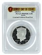 2019 S Limited Edition Silver Proof Kennedy PCGS PR69 DCAM - First Day Issue