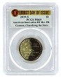 2019 S Innovation Reverse Proof Dollar Delaware PCGS PR69 DCAM - First Day Of Issue Label