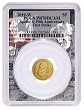 2019 W Apollo 11 50th Anniversary Proof $5 Gold Coin PCGS PR70 DCAM First Strike - Apollo Frame - Presale