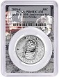 2019 S Apollo 11 50th Anniversary Set Clad Half Dollar PCGS PR69 DCAM First Strike - Apollo Frame