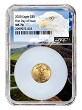 2020 $5 American Gold Eagle NGC MS70 - First Day Issue - Eagle Core - Presale