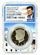 2020 S Kennedy Silver Half NGC PF69 Ultra Cameo - Early Releases - White House Core