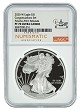 2020 W Congratulations Set Silver Eagle Proof NGC PF70 Ultra Cameo - Atlanta ANA Releases Label