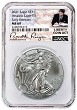 2021 1oz Silver American Eagle NGC MS69 - Early Releases - Liberty Coin Act Label - PRESALE