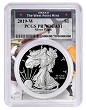 2019 W 1oz Silver Eagle Proof PCGS PR70 DCAM - West Point Frame - PRESALE
