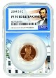 2004 S Lincoln Penny NGC PF70 RD Ultra Cameo - White House Core