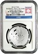2014 P Baseball Hall Of Fame Coin NGC PF70 Ultra Cameo Early Releases