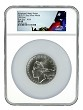 2019 American Liberty High Relief 2.5 Ounce Silver Metal NGC SP69 - First Day Issue - Chicago ANA