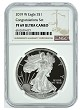 2019 W Congratulations Set Silver Eagle Proof NGC PF69 Ultra Cameo - Brown Label