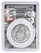 2019 D Apollo 11 50th Anniversary Uncirculated Clad Half Dollar PCGS MS70 First Strike Apollo Frame