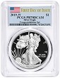 2019 W Congratulations Set Silver Eagle Proof PCGS PR70 DCAM - First Day Issue label